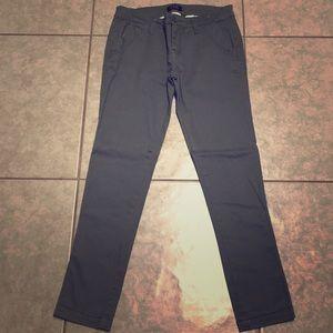 Pants - FSR Camo Green Cotton Bottom Pants 3